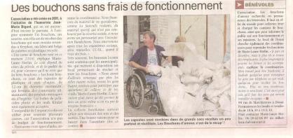 Voix du Nord 26 08 2014 page 2